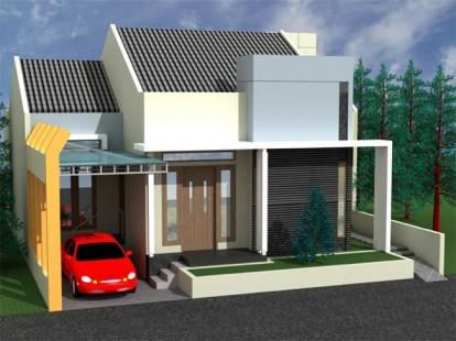 gambar teras rumah modern minimalis