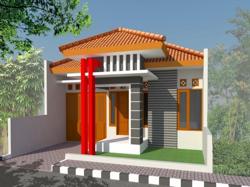 Desain dekorasi teras rumah model minimalis modern for Dekorasi rumah minimalis
