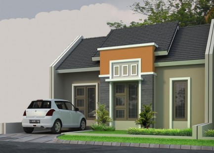 Desain Atap Teras Depan Rumah Minimalis
