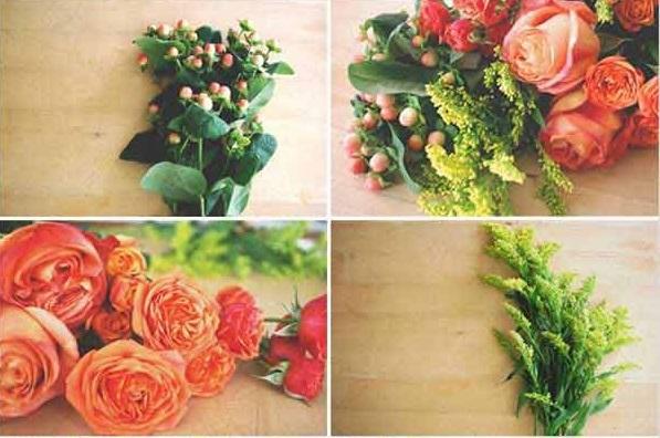 Vas Bunga Teras Rumah Minimalis