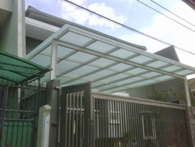 gambar canopy minimalis modern