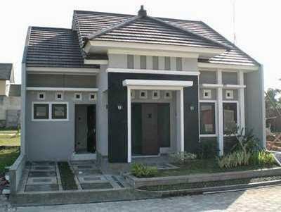 Contoh Desain Model Atap Teras Rumah Bentuk Minimalis
