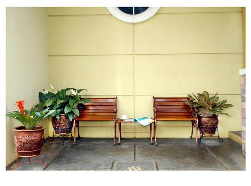 Furniture Bahan Besi Untuk Teras Rumah