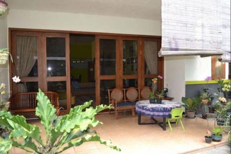 Furniture Teras Rumah Gaya Minimalis Model Terkini