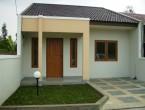 Contoh Desain Teras Rumah Type 21 Model Minimalis