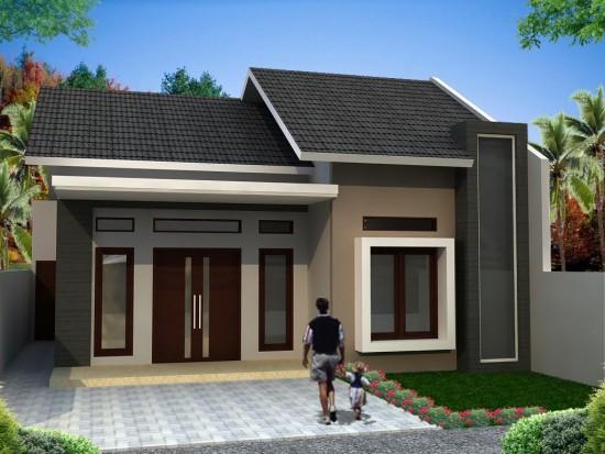 Contoh Design Teras Rumah Model Minimalis
