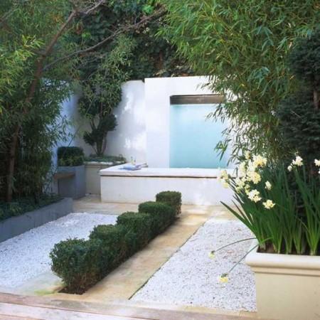 membuat taman minimalis sendiri