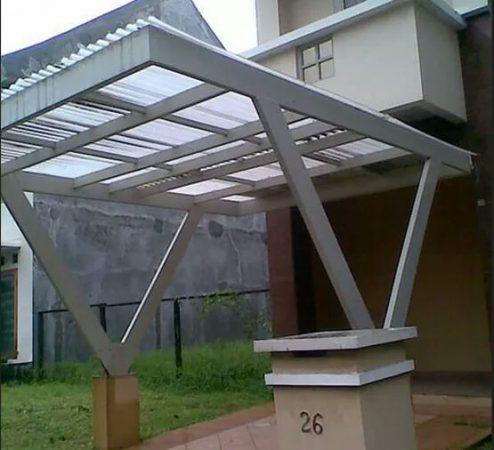 Contoh Gambar Model Kanopi Rumah Minimalis (11)