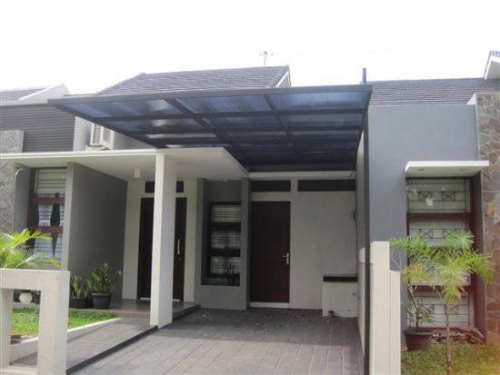 Image Result For Model Kanopi Teras Depan Rumah