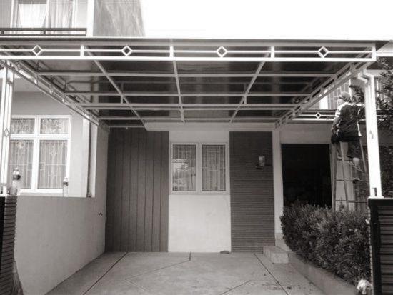 Contoh Gambar Model Kanopi Rumah Minimalis (30)