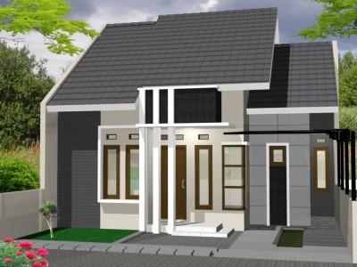 Contoh Foto Teras rumah minimalis type 36