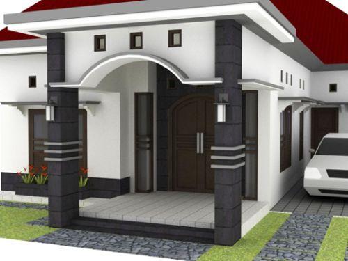 gambar teras rumah minimalis Teralisminimalis.com