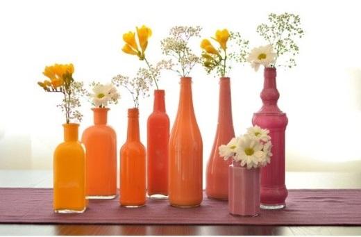 Vas Bungan Untuk Dekorasi Teras Rumah