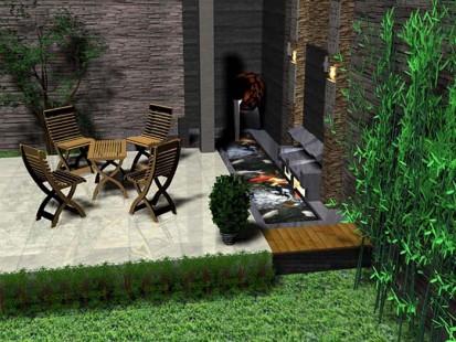 Furniture Kayu Untuk Teras Depan Rumah