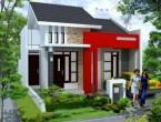 Cat Teras Rumah Warna Merah