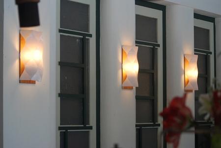 Contoh Model Lampu Teras Rumah Minimalis