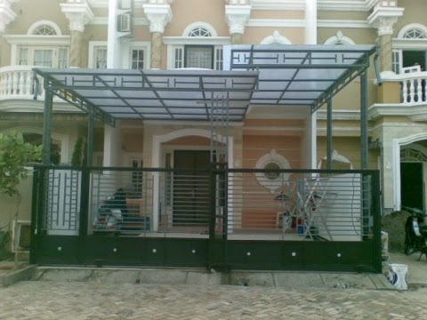 Contoh Gambar Model Kanopi Rumah Minimalis (12)