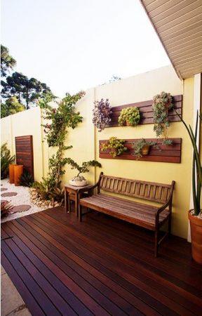 Kursi Panjang Kayu Minimalis Untuk Teras Rumah