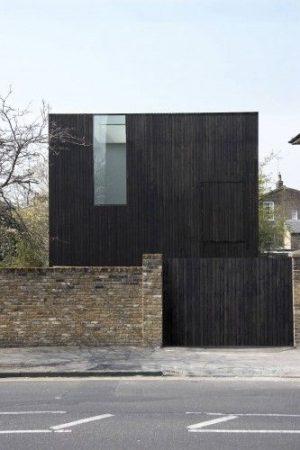 Pintu Gerbang Sederhana Terlihat Mewah