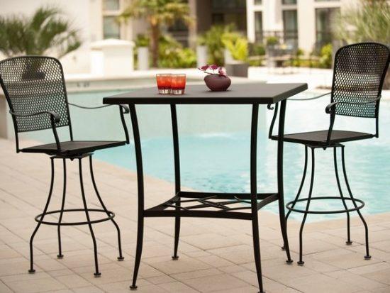Tips Memilih Furniture Teras Model Minimalis